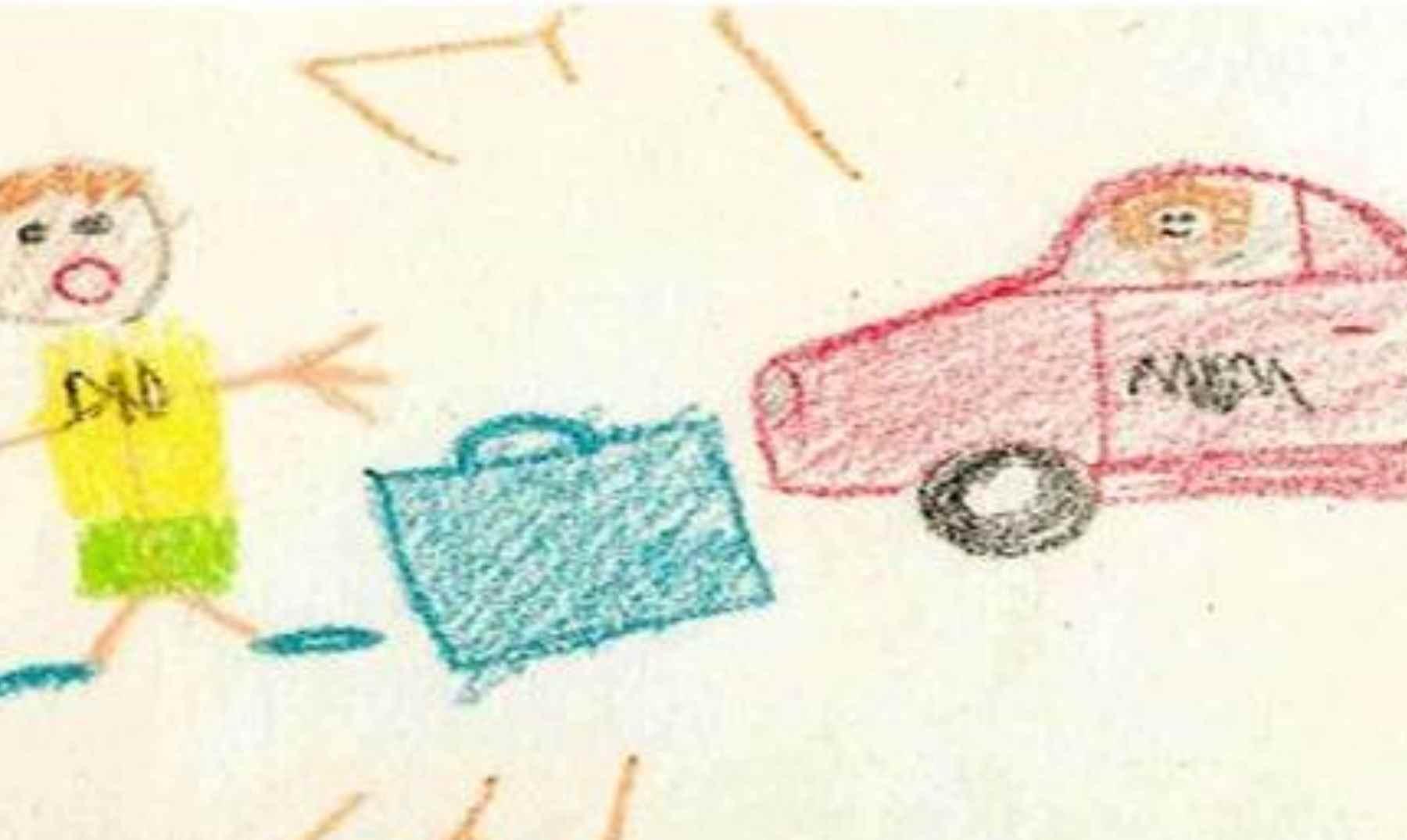 Dibujos De Navidad Hechos Por Ninos.Dibujos Terrorificos Hechos Por Ninos