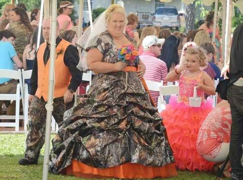 Imagenes de vestidos de novia graciosos
