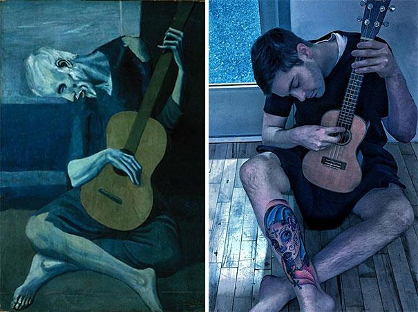 2-oficinistas-recrean-pinturas-famosas-con-herramientas-de-trabajo-8