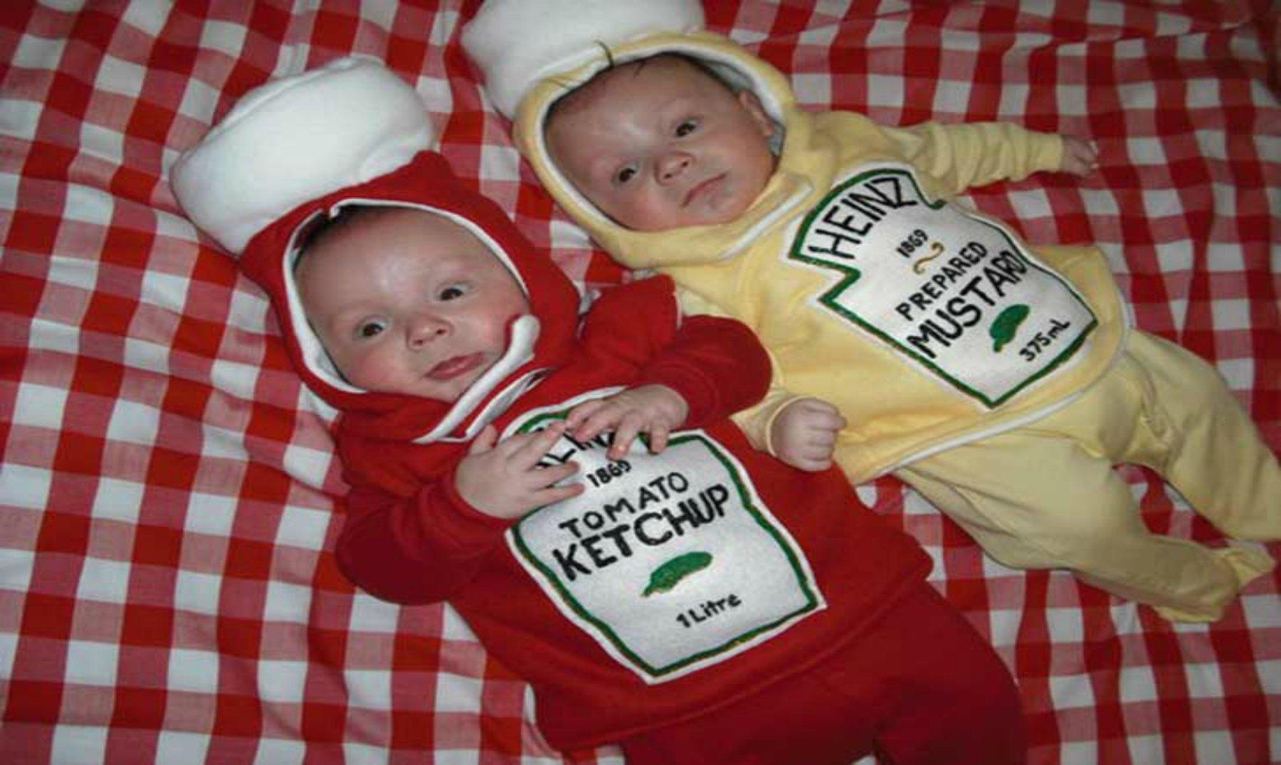 Gemelos y mellizos con disfraces muy divertidos parte iii - Disfraces para gemelos ...