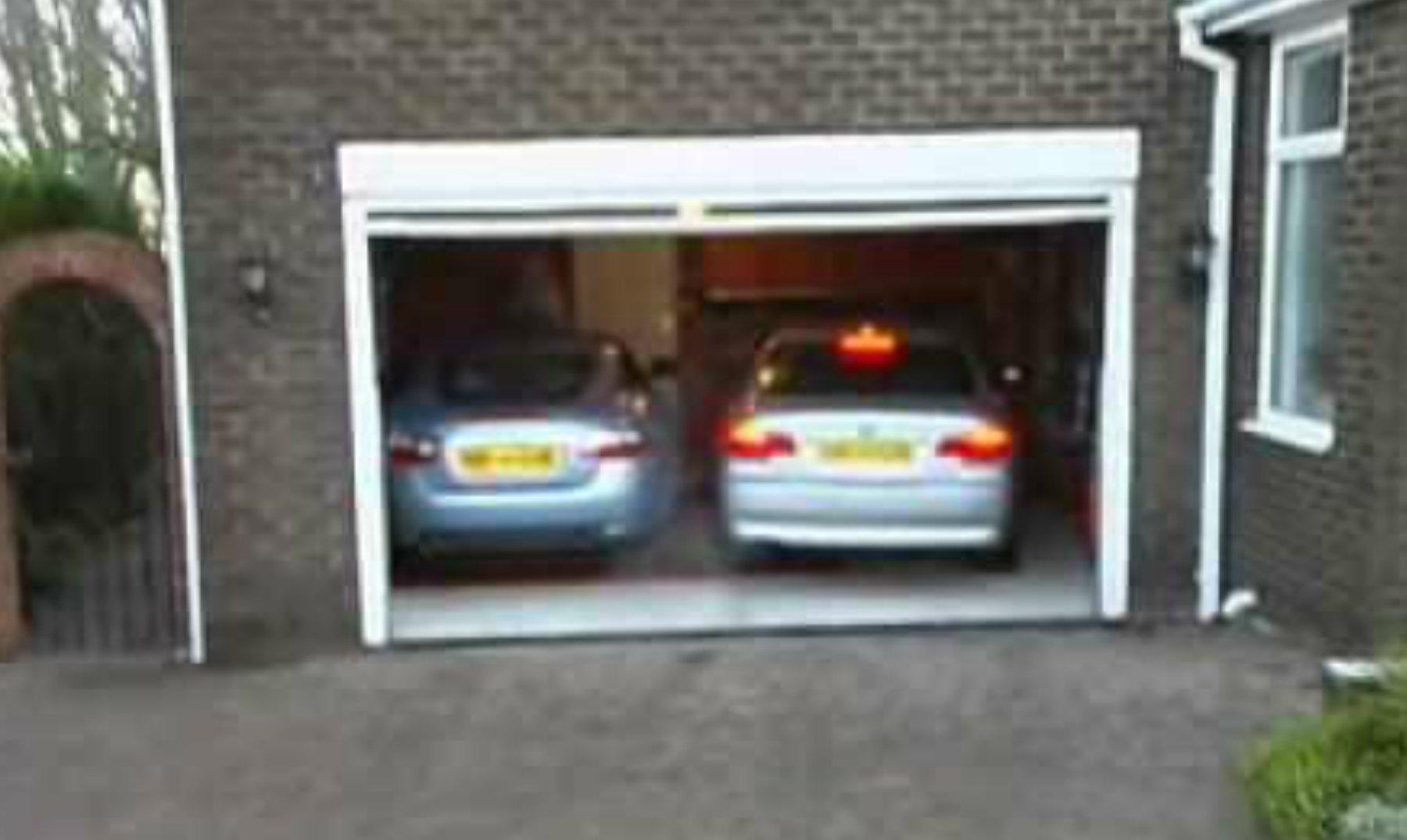 No pod a meter dos coches en el garaje as lo solucion - Garaje de coches ...