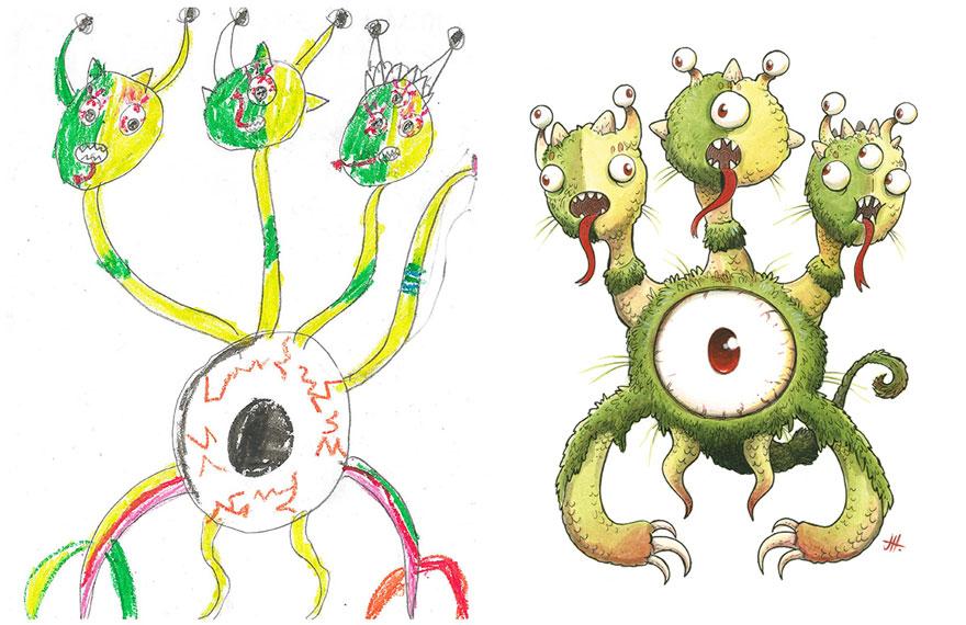 dibujos-infantiles-monstruos-artistas-monster-project-1