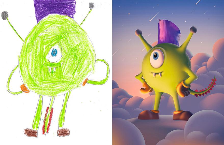 dibujos-infantiles-monstruos-artistas-monster-project-18