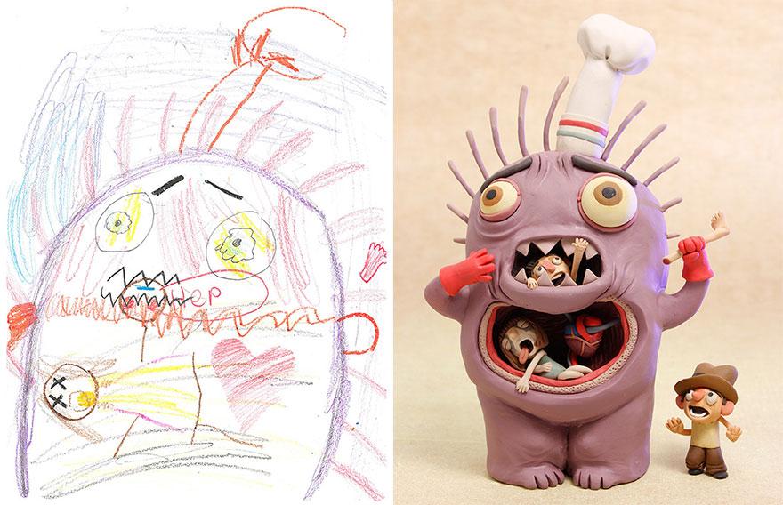 dibujos-infantiles-monstruos-artistas-monster-project-3