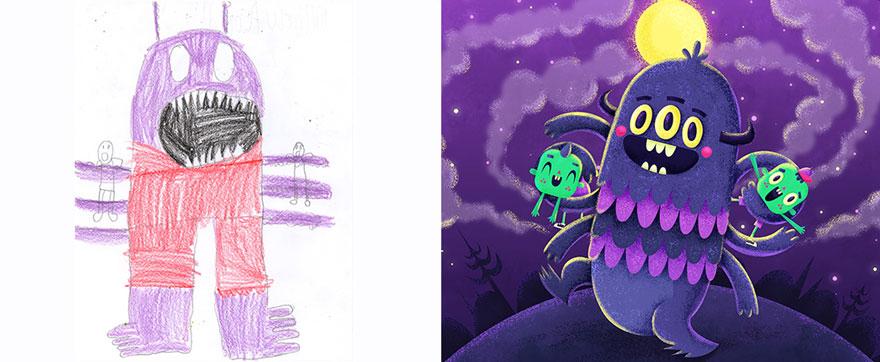 dibujos-infantiles-monstruos-artistas-monster-project-4