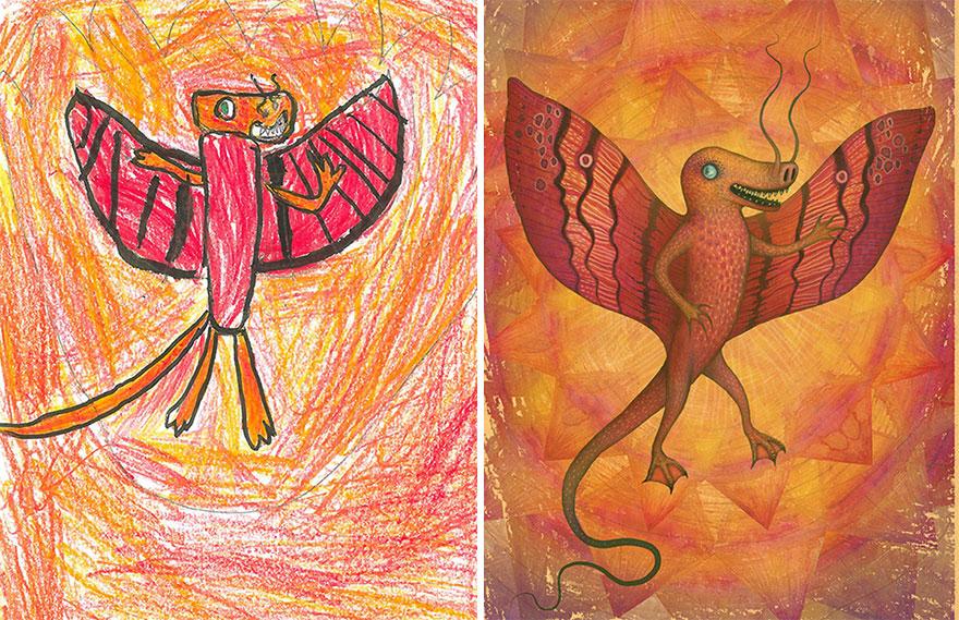dibujos-infantiles-monstruos-artistas-monster-project-5