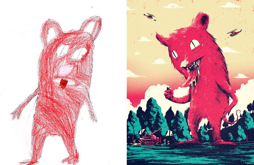 dibujos-infantiles-monstruos-artistas-monster-project-6