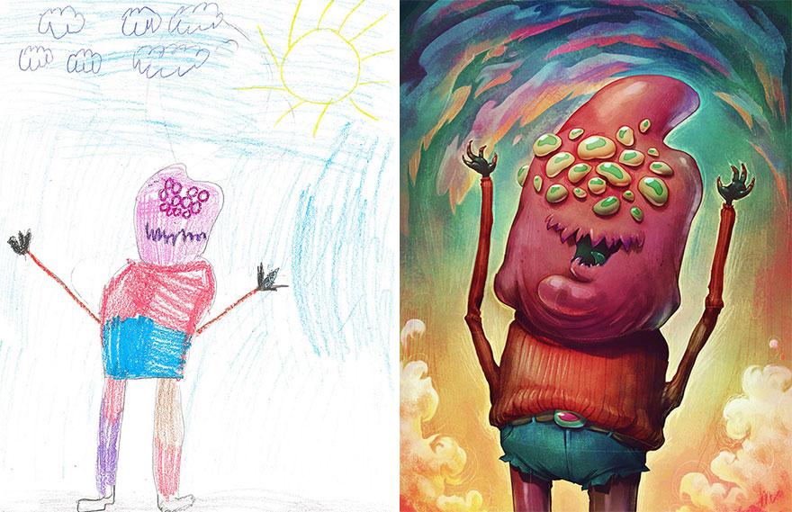 dibujos-infantiles-monstruos-artistas-monster-project-9