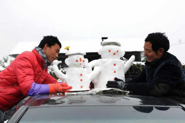 munecos-nieve-autos-02