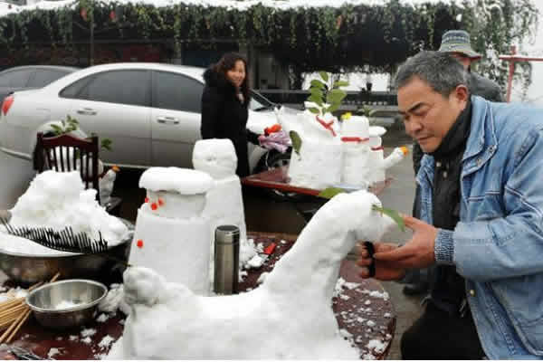 munecos-nieve-autos-07