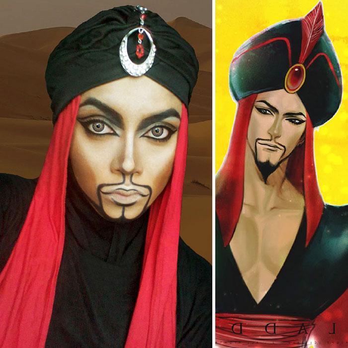 princesas-disney-maquillaje-hijab-saraswati-9